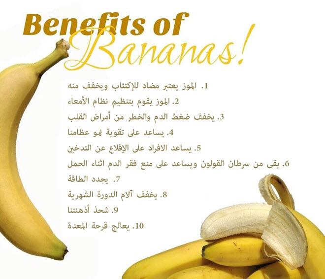 تابعوا معنا هذا الموضوع لنوضح لكم فوائد الموز للاطفال وكيف يمكنك صنع وصفات  سهلة منه لكى يتناولها طفلك بصورة سهلة وبسيطة .