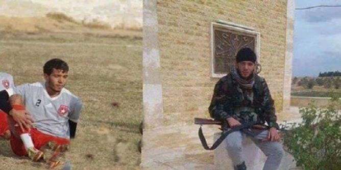 death-of-a-Tunisian-player-in-the-fighting-with-ISIS-in-Syria