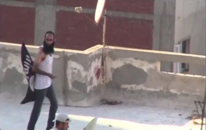ضبط المتهم بإلقاء الأطفال من عقار الإسكندرية