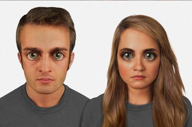 الوجه البشري
