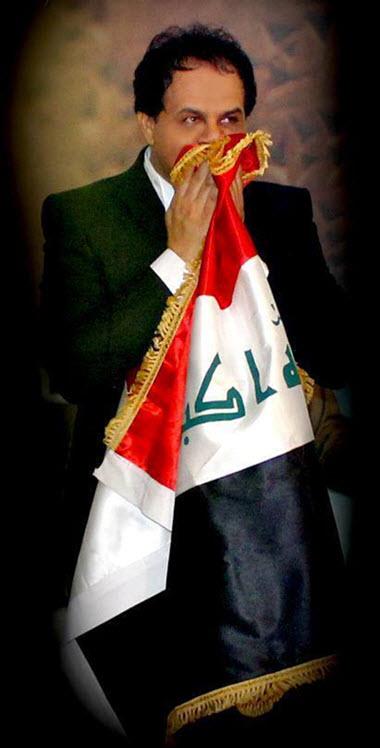 f80a43451551a عبد الجبار العتابي من بغداد  قال مصمم الأزياء العراقي ميلاد حامد العسكري